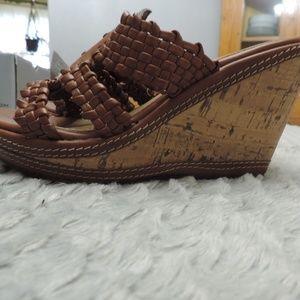 RuffHewn Slide on 4 inch Heels